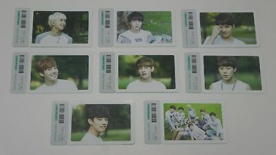 BTS Fan Meeting 2nd MUSTER Official 17520 PhotoCard Photo Ticket Rare (Pick 1)