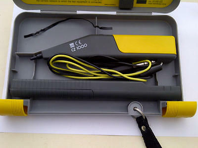 AEGIS CZ1000 F SET Tracer Cable Toner Generator Phone Telephone Network RJ