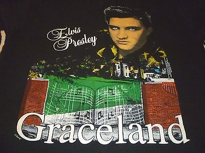 Elvis Presley Vintage Shirt ( Used Size L ) Used Condition!!!
