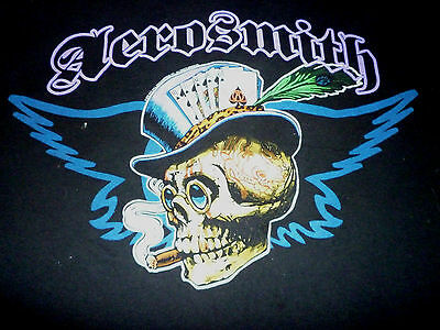 Aerosmith Shirt ( Used Size L ) Ver yNice Condition!!!