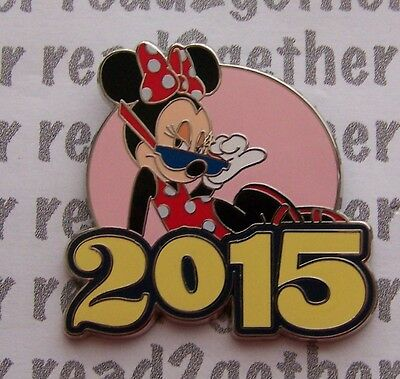 Disney Pin 2015 Mystery Collection Minnie Mouse