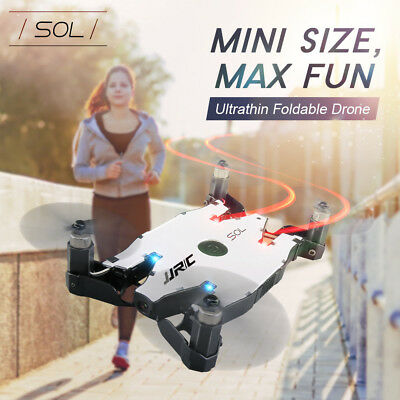 JJRC H49 WiFi FPV Selfie Drone 720P HD Camera Auto Foldable RC Quadcopter Toy