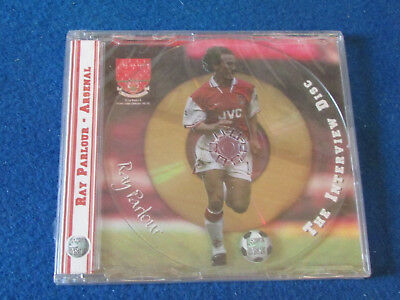 One On One Interview CD - Ray Parlour - Arsenal - 1998