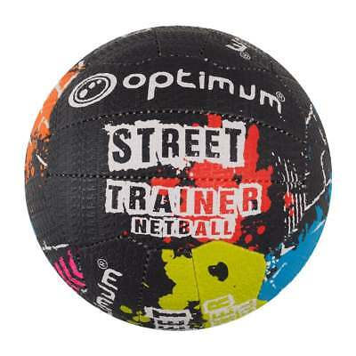 Optimum Sports Dimpled Super Grip Surface Durable Training Street Netball