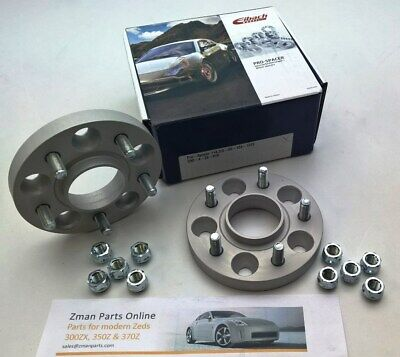 Eibach 25mm Pro Spacer Hub Centric Kit 350Z Z33, S90-4-25-019