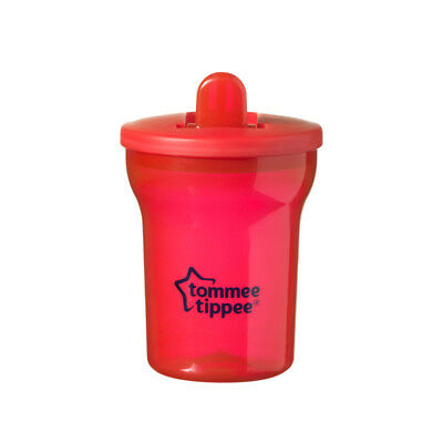 Tommee Tippee Essentials First Beaker Red