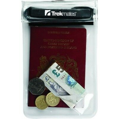 Trekmates Soft Feel Neck Pouch