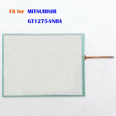New for MITSUBISHI GT1275-VNBA, GT1275VNBA Touch Screen Glass
