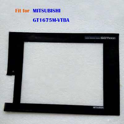 New for MITSUBISHI GT1675M-VTBA, GT1675MVTBA Touch Screen Glass Protective Film