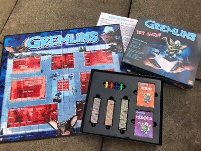 Gremlins Movie Game By Neca Complete RARE