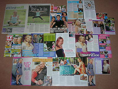 25+ CARLA BONNER Magazine Clippings