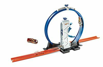 Hot Wheels Workshop Track Builder Loop Launcher Track Extension