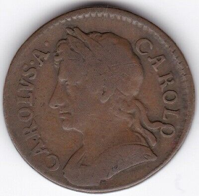 1674 Charles II Farthing***Collectors***