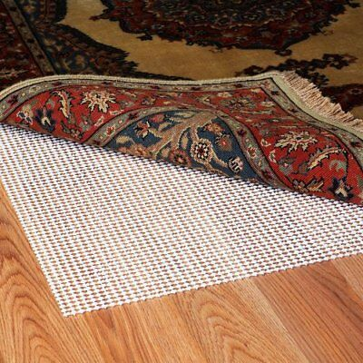 Grip-It Ultra Stop Non-Slip Rug Pad for Rugs on Hard Surface Floors, 8 by 10-Fee