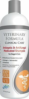 Veterinary Formula Clinical Care Synergy Labs VF Clinical Care Antifungal and An