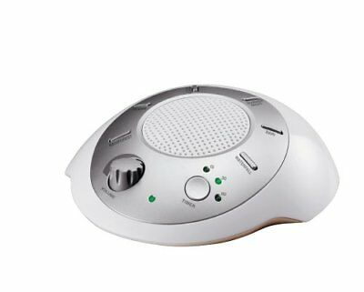 HoMedics SS2000J3PK-CA Sound Spa Relaxation Sound Machine with 6 Nature Sounds,