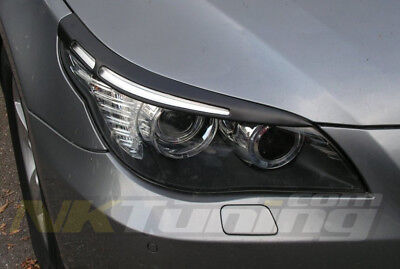 BMW E60 Eye Brows - Eye brows