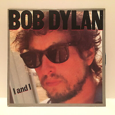 "BOB DYLAN  ""I AND I' HOLLAND 45 RPM w/PS  bw ""ANGEL FLYING..."" - MINT VINYL!!!"