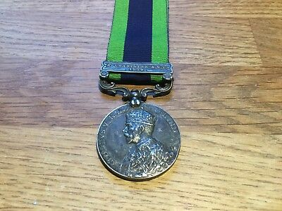 1908 Indian General Service Medal, North West Frontier Clasp
