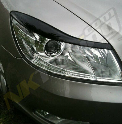 Skoda Octavia MK2 Facelift  Eye brows (2009-2013)