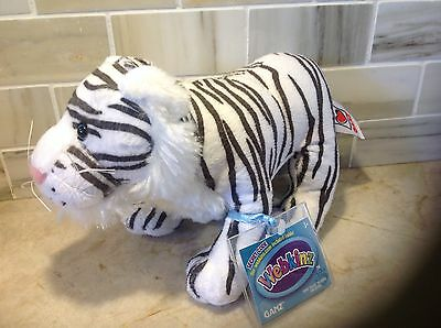 Webkinz WHITE TIGER New Sealed code