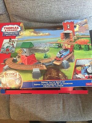 Thomas And Friends Track master Thomas Castle Quest Set