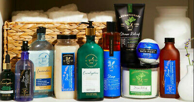 Bath Body Works Aromatherapy Body & Home Care Buy 2 Get 1 25% Off--Add 3 to Cart