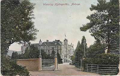 The Waverley Hydropathic, MELROSE, Roxburghshire