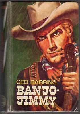 Leihbuch, Geo Barring: Banjo-Jimmy