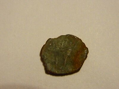 Very Old Unknown Ancient Coin --- Lot # 1420