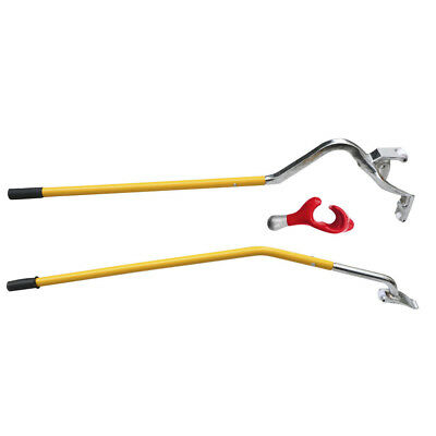 Three sets of Tire changer Tire Mount Demount Tool yellow SS