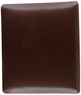 Pioneer Photo Albums 20-Page Family Treasures Deluxe Burgundy Bonded Leather ...