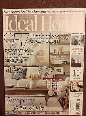 Ideal Home Magazine October 2013