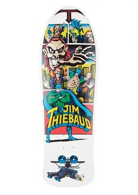 "Santa Monica Airlines - Thiebaud Joker Metallic 10.0"" Reissue Skateboard Deck"