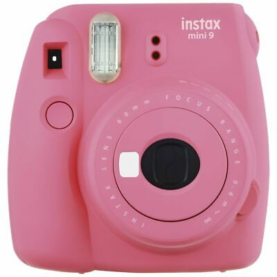 Fuji Instax Mini 9 Camera Flamingo Pink