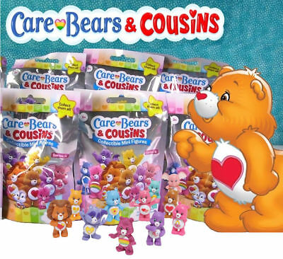 Buy 1 Get 1 50% OFF Care Bears Blind Bag Figures