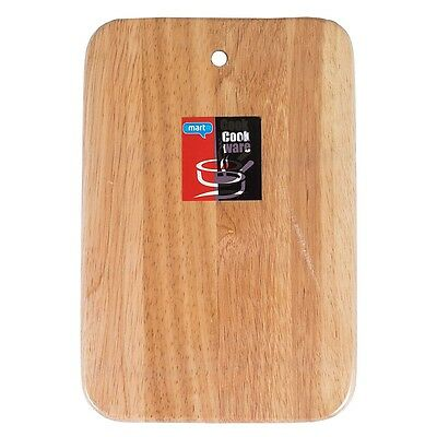 Smart.R Wood Cutting Chopping Board Wooden Cookware 9 Inch x 6 Inch