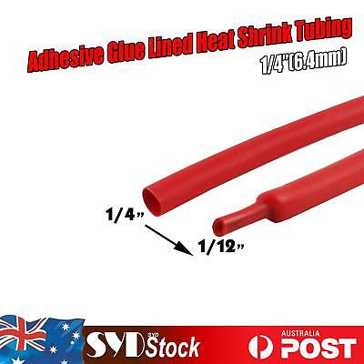 Ratio 3:1 Heat Shrink Tubing Dual Wall Glue Line Electrical Cable Insulation 15M