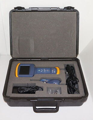 Fluke Networks Ft 600 Pro Ft 630 Fiber Inspector Microscope & Ft 650 Probe Used