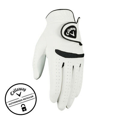 NEW Callaway Weather Spann Golf Glove [Hand: Mens Left] [Size: Large]