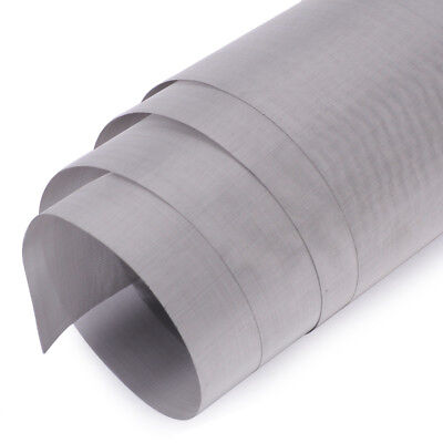 """100 Mesh Stainless Steel Micron Filter Filtration Screen Woven Wire Sheet 12x48"""""""