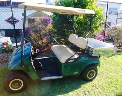 GOLF BUGGY / CART 2001 E-Z-GO TXT Good Condition