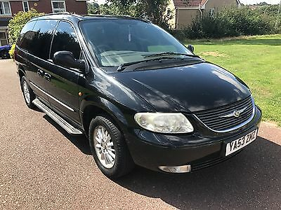 Chrysler Grand Voyager Limited Auto