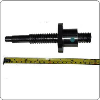 RM2005-200mm (Machined Ballscrew and Nut.)
