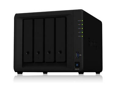 DS418 Synology ALLin1 TERABYTE SERVER DS418 BB w/o HDD - DS418  (Storage > Netwo