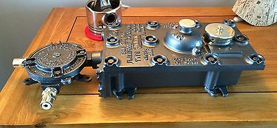 Vintage Industrial Walsall Switch Ultra Rare Complete Unit, Steampunk Switch