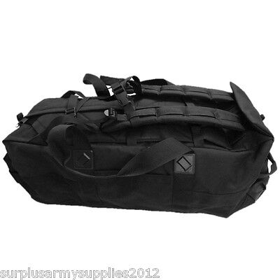 British Army Issued 120 Litre Assault Holdall Cadet Travel Bag Rucksack