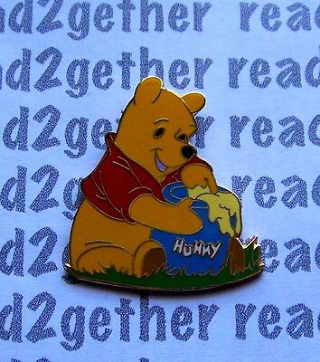 Disney Pin Pooh with Hunny Pot