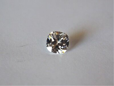 Loose Cubic Zirconia White AAA Cushion 10mm x 10mm  - Brand New! Bargain Price!