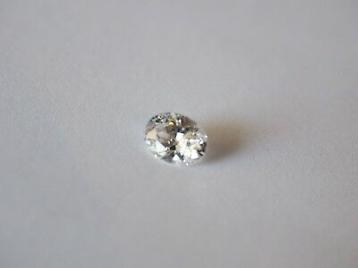 Loose Cubic Zirconia White AAA Oval 8mm x 6mm - Brand New! Bargain Price!